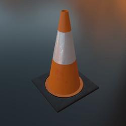 Traffic Cone #1