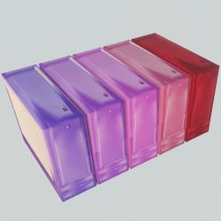 Computer case - pink colors