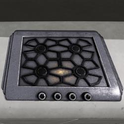 Deco Cooktop