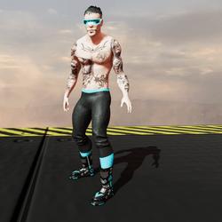 Cyberpunk Unisex Boots