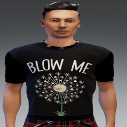 [INTOXICATED]  Blow me :D T shirt