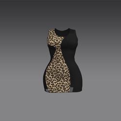 Curvy Sexy Freakum Dress