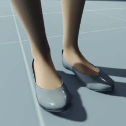 Stylish Classic High Heel Shoes GREY