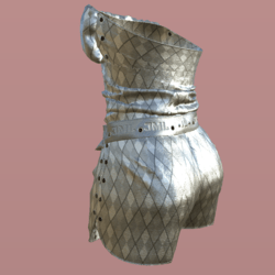 GABRIELLE OUTFIT_ SILVER_