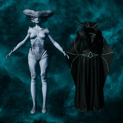 LegendDress for Lilith Avatar
