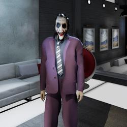 Joker Wanna be Mask