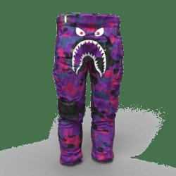Tactical pants Shark camo male
