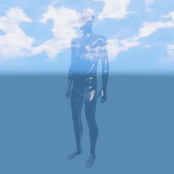 Transparent Guy