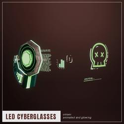[LED/Moss] Cyberglasses