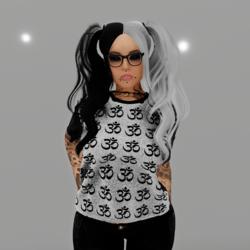 [INTOXICATED] Unisex Ohm shirt