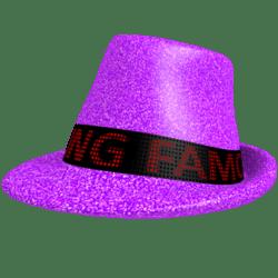 Hat Disco - I'M F***ING FAMOUS - animated
