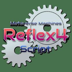 Reflex4 anim keypad 4.1