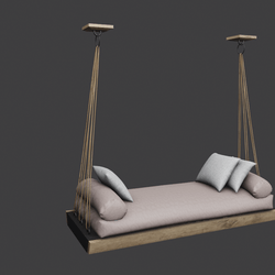 Suspended Cot