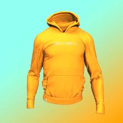 Hoodie FLX Yellow