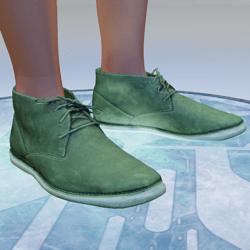 TKA Green safari boots ( man )