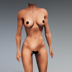Kismet Body 2A (UPDATED) by Apocalypse Bunnies