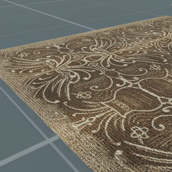Carpet BRONZED | Set
