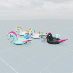 Swim Unicorn
