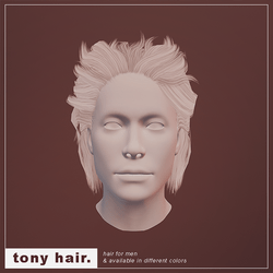 Tony Hair (M)