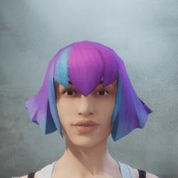 [F] Super Galaxy Hair - Glasses