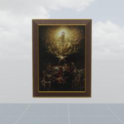 Sacred painting n° 2