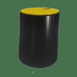 Yellow-topped Knob