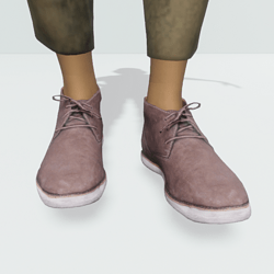 TKA Safari suede boots ( Women )