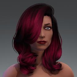 TnTStealthic Hot-Pink Hair
