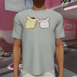 PomPomPurin T-shirt - Male