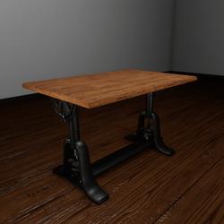 DRAFT BAR TABLE