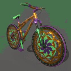 Streetstyle Bike - PHARAOH Edition
