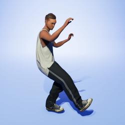 Shuffle Dance 1 (M)