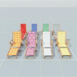 Beach Loungeres