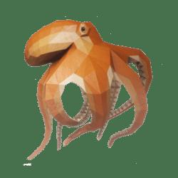 Upward Octopus