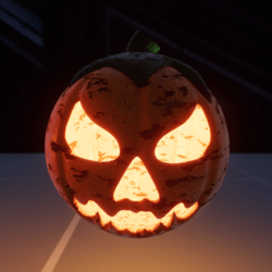 HOVER PUMPKIN (Slow move in circle)