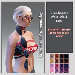 Grenda 4 the international womens day-promo (free)