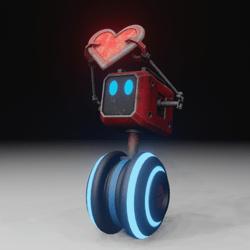 Heart of a robot