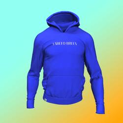 Hoodie FLX Blue