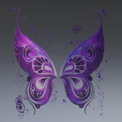 FairyWingsPurple