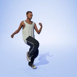 Ska Dance [Mid Rock] (M)