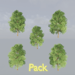 Maple Tree Pack Green