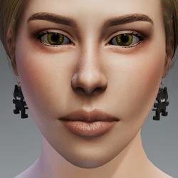 Monstercat Earrings