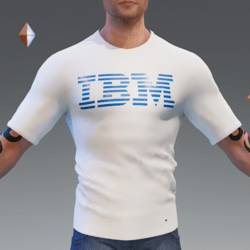 IBM Fan Shirt