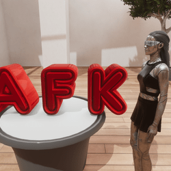 AFK by IO, brb