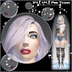 X4 - V4 Pink Tessa Avatar(Update)