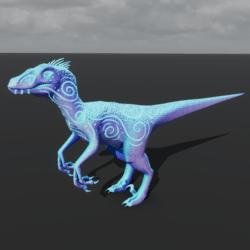 Arcane Fairy Raptor Avatar