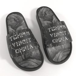 Tempus Vincit Omnia Sliders shoes male