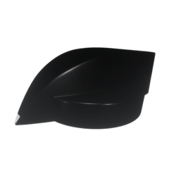 Triangular-shapped Knob