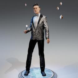 Sparkle Dance 1 male