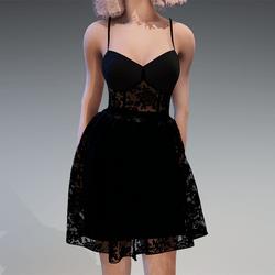 Summer Dress in Black